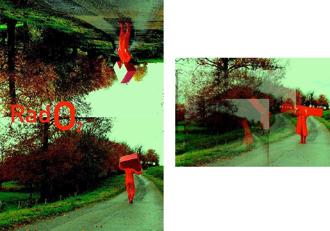 Projet Rad'O2 - © Compagnie Le Chiendent - Sandrine Bonnet